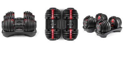 Bowflex Adjustable Weights featured image