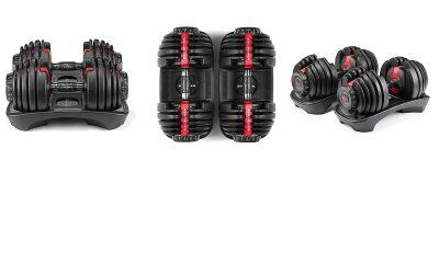 Bowflex Adjustable Weights featured image