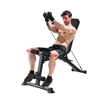 K KiNGKANG Adjustable Weight Bench