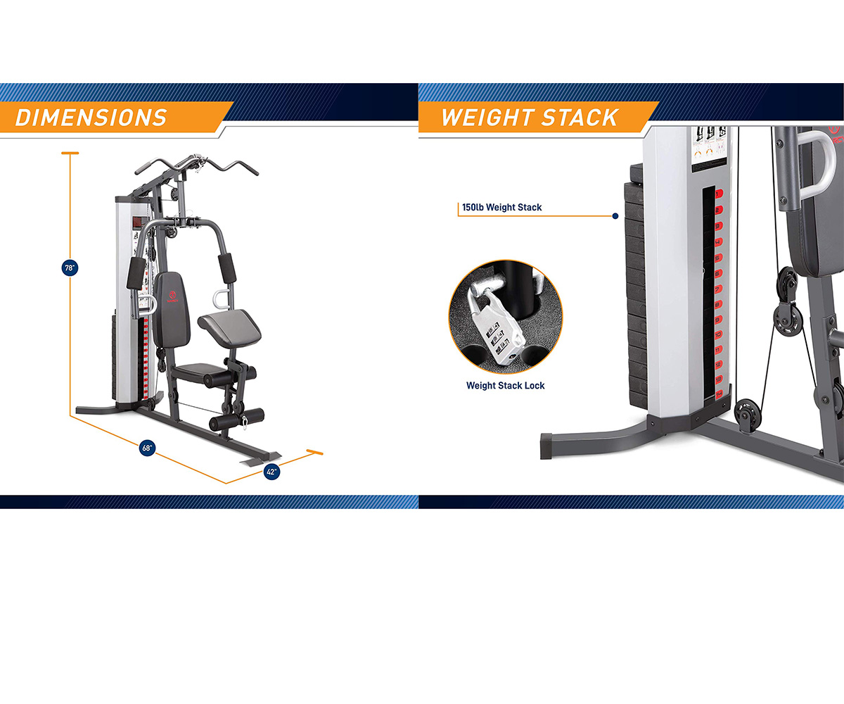 Marcy Home Gym featured image