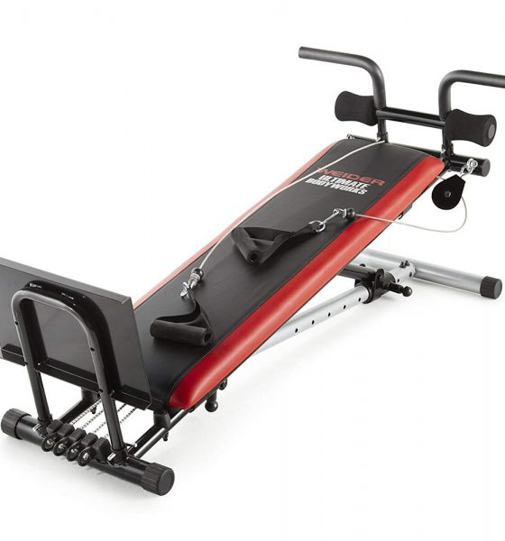 Weider Ultimate Body Works Fetured Image
